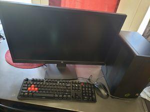HP Gaming Desktop Omen for Sale in San Angelo, TX
