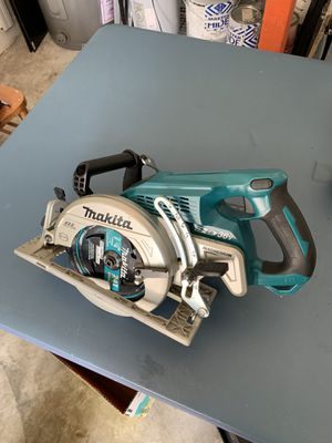 Makita 36V Worm drive style saw for Sale in Lutz, FL