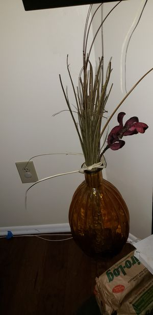 IKEA vases fake flowers included pick up for Sale in UPPR MARLBORO, MD
