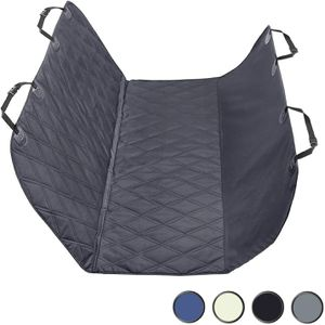 Dog Seat Cover with Hammock Protectors, Quilted & Durable 600 Denier Oxford 4 Layers with Anti-Slip Backing for Most Cars, SUVs & MPVs for Sale in Palmview, TX
