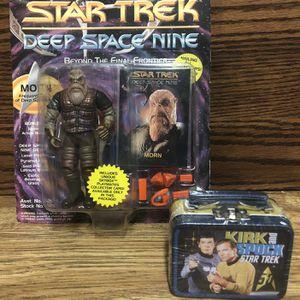 Star Trek Deep Space 9 morn for Sale in Sloan, NV