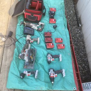 Porter Cable Combo Tool Set for Sale in Woodbridge Township, NJ