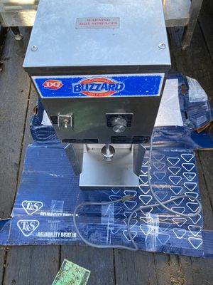 Dairy Queen blizzard maker machine for Sale in Keizer, OR