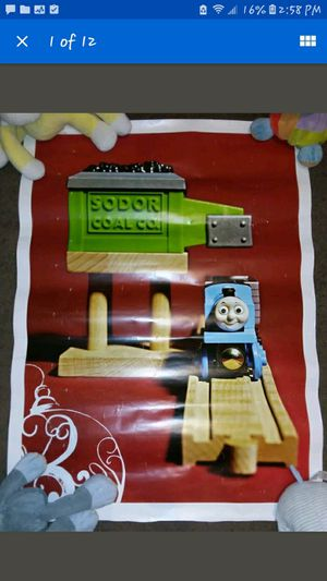 Thomas and Friends Wooden Railway Store Display Poster for Sale in Baltimore, MD
