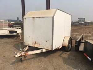 Enclosed Cargo Trailer for Sale in Fresno, CA
