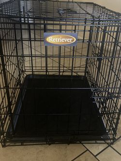 Dog Crate for Sale in Hemet,  CA