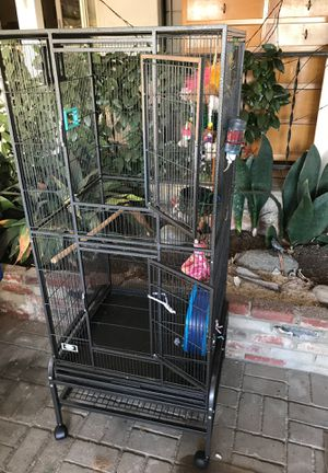 Animal or bird cage for Sale in Azusa, CA