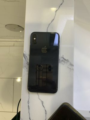 iPhone X 64gig for Sale in Anchorage, AK
