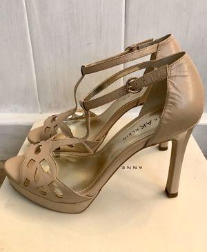 Beige Heels Ladies Size 9 for Sale in San Jose, CA