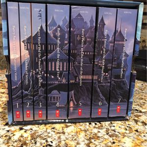 Harry Potter Series for Sale in Seal Beach, CA