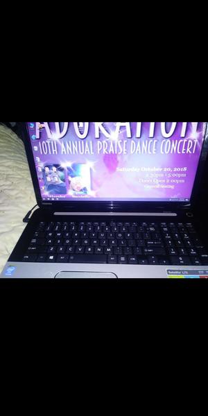 toshiba laptop for Sale in Stockton, CA