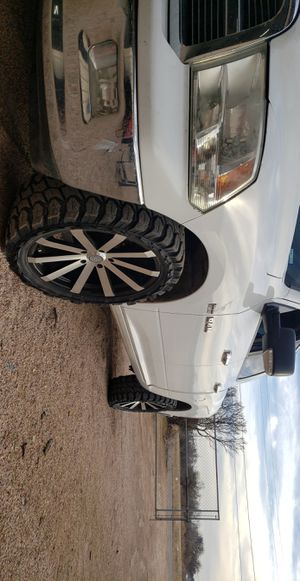 Rims 22s for Sale in Dermott, TX