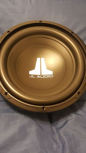 JL AUDIO 2 12S SUBS WITH NO BOX for Sale in Hayward, CA
