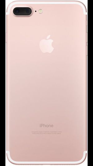 iPhone 7 Plus for Sale in Kansas City, MO