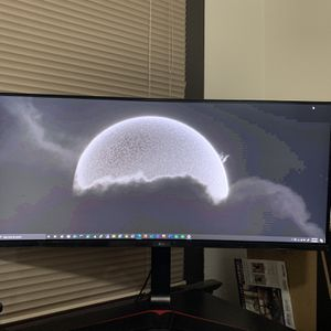 "LG Ultra wide 34"" Gaming monitor for Sale in Orange, CA"