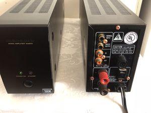 2 Marantz monoblock power amplifiers OBO for Sale in Woodbridge, VA