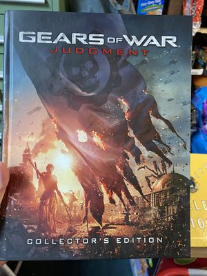 Gears is war book for Sale in Vallejo, CA