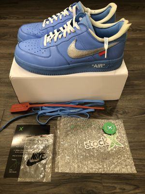 Nike × Off white MCA air force 1 low SZ 12 for Sale in Tomball, TX