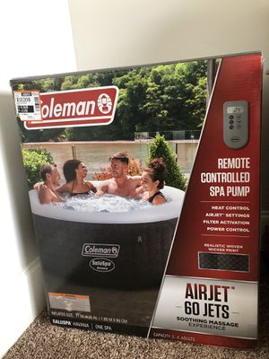 Hot Tub - Portable for Sale in Douglasville, GA