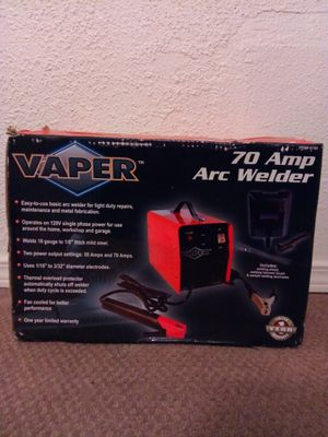 Welder 70 amp for Sale in Bremerton, WA