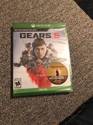 Gears of war 5 for Sale in Huntington Beach, CA