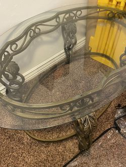 Glass Coffee Tables for Sale in Murray,  UT
