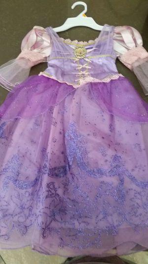 Rapunzel Costume +Shoes & Accessories for Sale in Buckeye, AZ