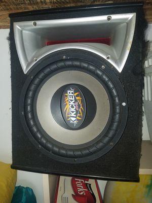 """12"""" Kicker sub for Sale in Hillsboro, OR"""