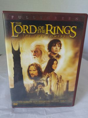 The Two Towers- Lord Of The Rings for Sale in Farmington, UT