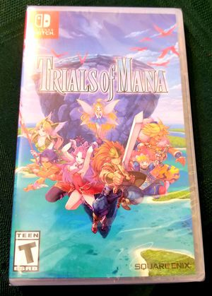 Trials of Mana Switch Factory SEALED for Sale in Oak Glen, CA