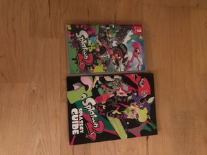 Splatoon 2 Nintendo switch guide book for Sale in Mequon, WI