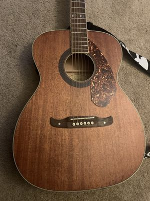 Fender acoustic-electric guitar for Sale in Washington, DC