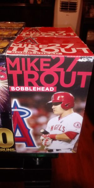 Angels Mike Trout Bobblehead for Sale in Los Angeles, CA