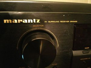 MARANTZ. SR6400 for Sale in Oklahoma City, OK