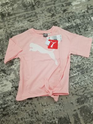 Nwt girls puma shirt size 7 for Sale in Sacramento, CA