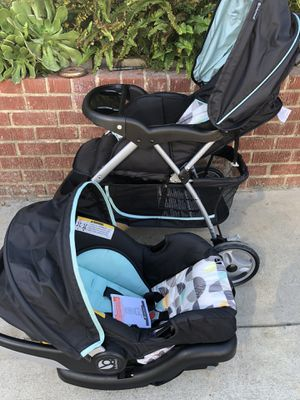 Baby Trend Stroller EZ Ride 35 Travel System for Sale in Los Angeles, CA