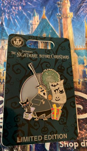 Nightmare Before Christmas LE Mayor pin for Sale in Long Beach, CA