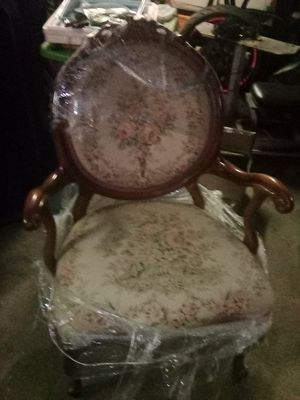 French proventical style antique chair for Sale in Fresno, CA