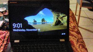 Lenovo touch screen laptop for Sale in Lakeland, FL