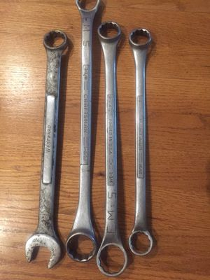 Wrenches set of 4 for Sale in Brooklyn, NY