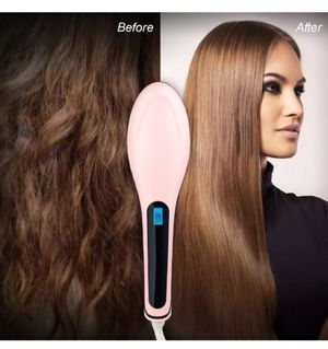 Electric hair brush Straightener for Sale in Olathe, KS