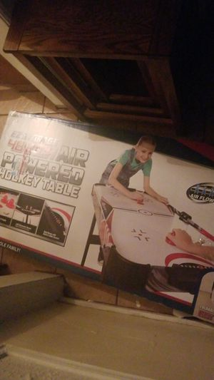 Air powered hockey table for Sale in Dearborn, MI