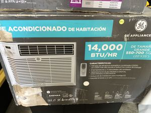 GE window AC UNIT! Brand new still in box 14,000 BTU for Sale in Hiram, GA