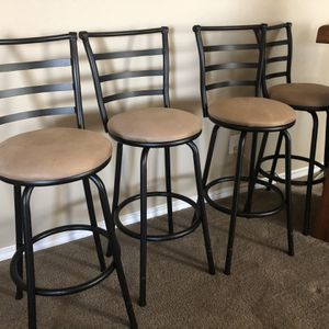 4 Brand new bar Stools /Never Used for Sale in Lancaster, TX