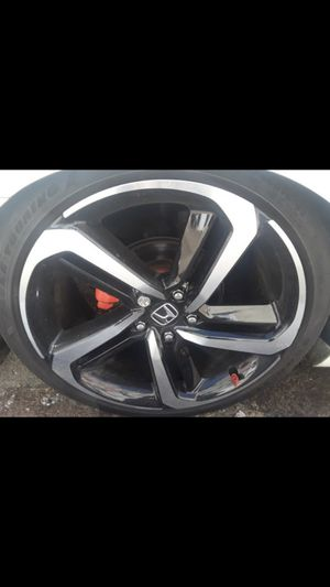 2018 Honda sport rims for Sale in Fort Washington, MD
