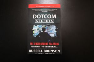 Dotcom Secrets Book by Russell Brunson for Sale in Columbia, SC