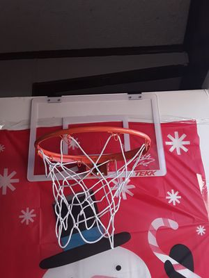 Heavy duty over the door basketball hoop for Sale in Imperial, MO