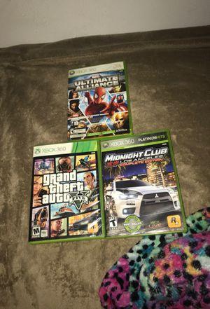 Xbox 360 games for Sale in Woodbridge, VA