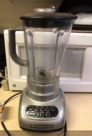 Kitchen aid blender for Sale in Kent, WA