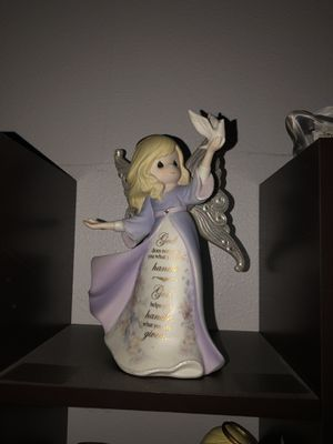 Limited Edition Precious Moments Ceramic Angel - PLEASE READ DESCRIPTION for Sale in Federal Way, WA